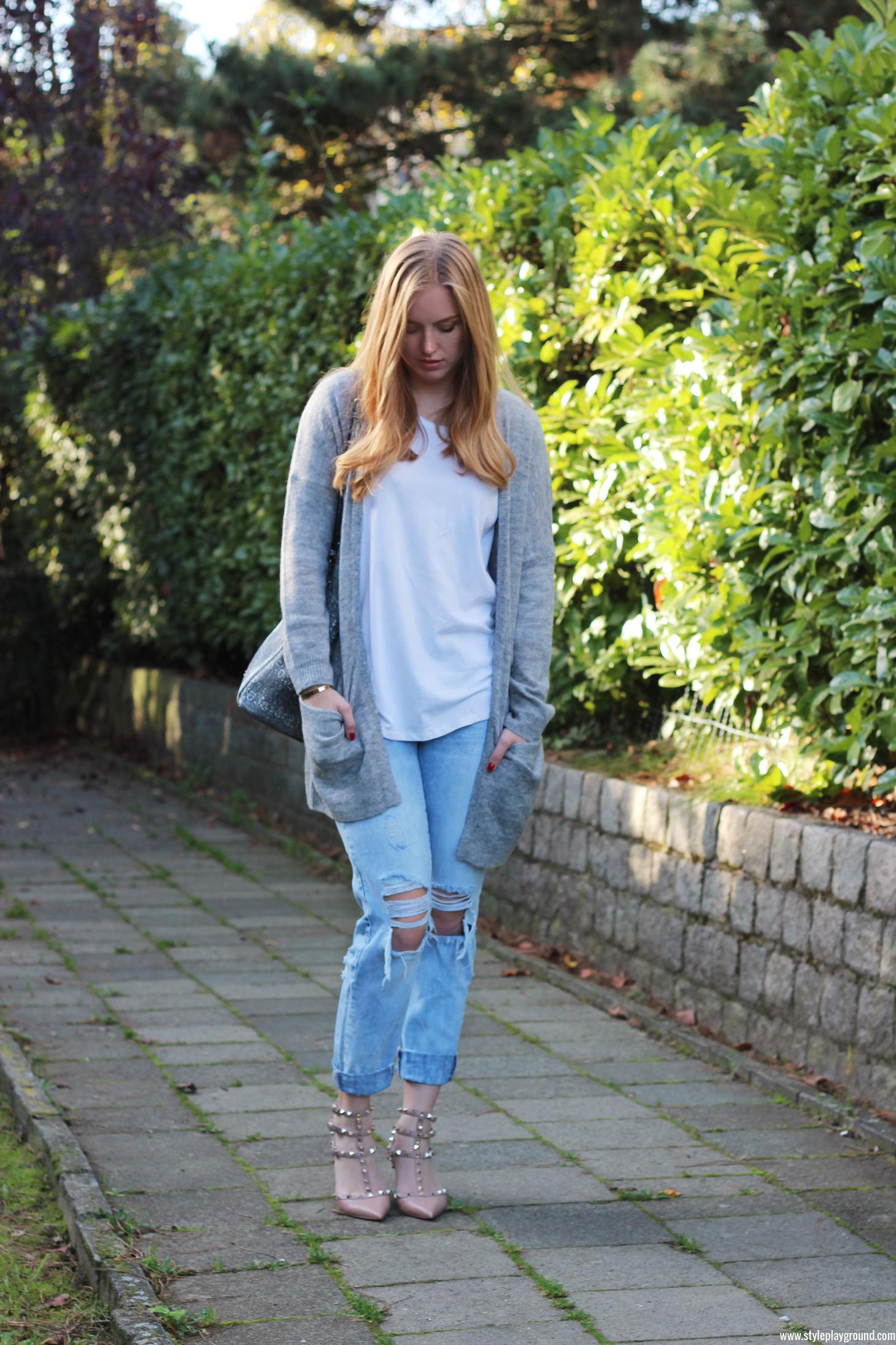 Boyfriend jeans | Style playground