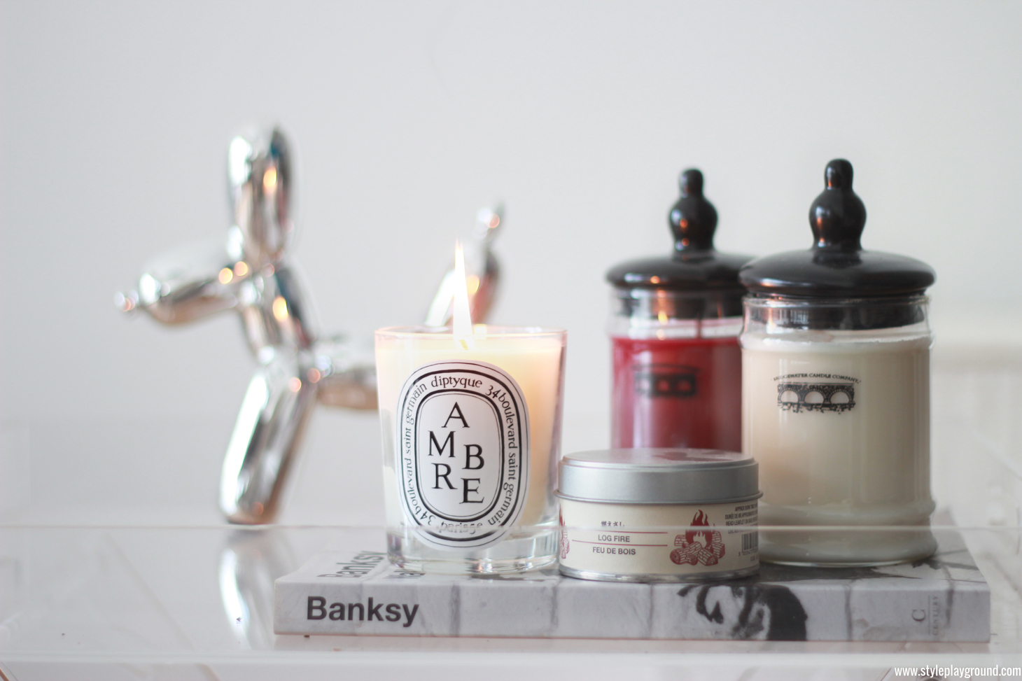 Candles basics  /// Tips & trick to choose the right candle and make the most of it!