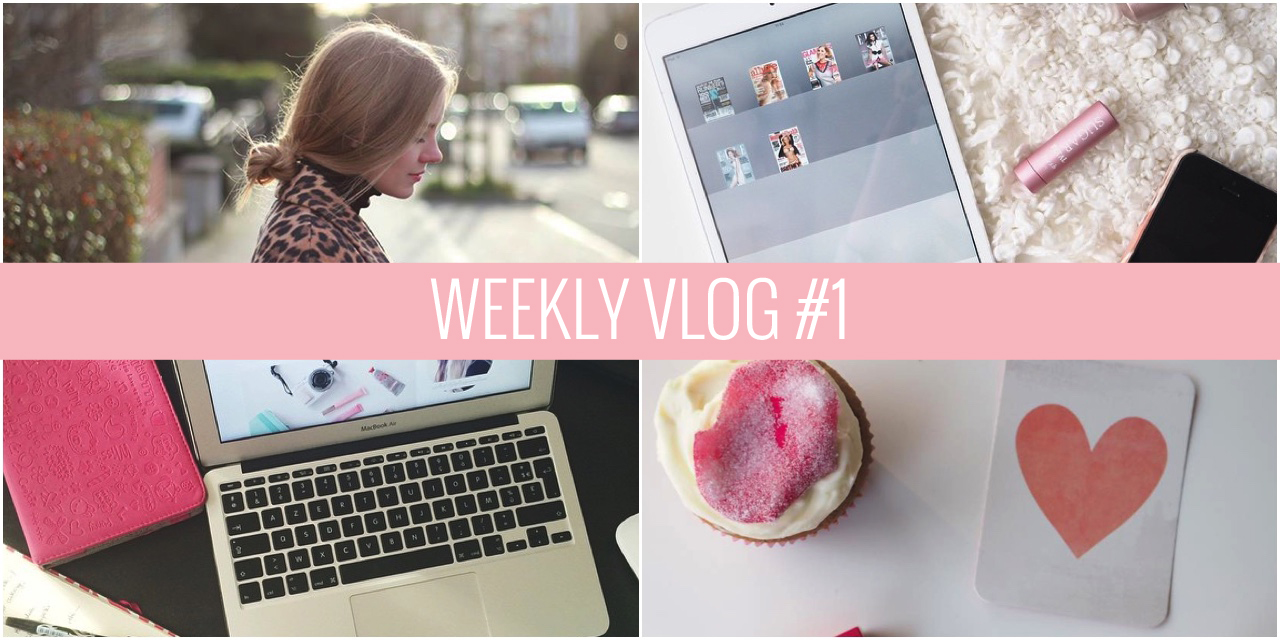 Two weekly vlogs in one!