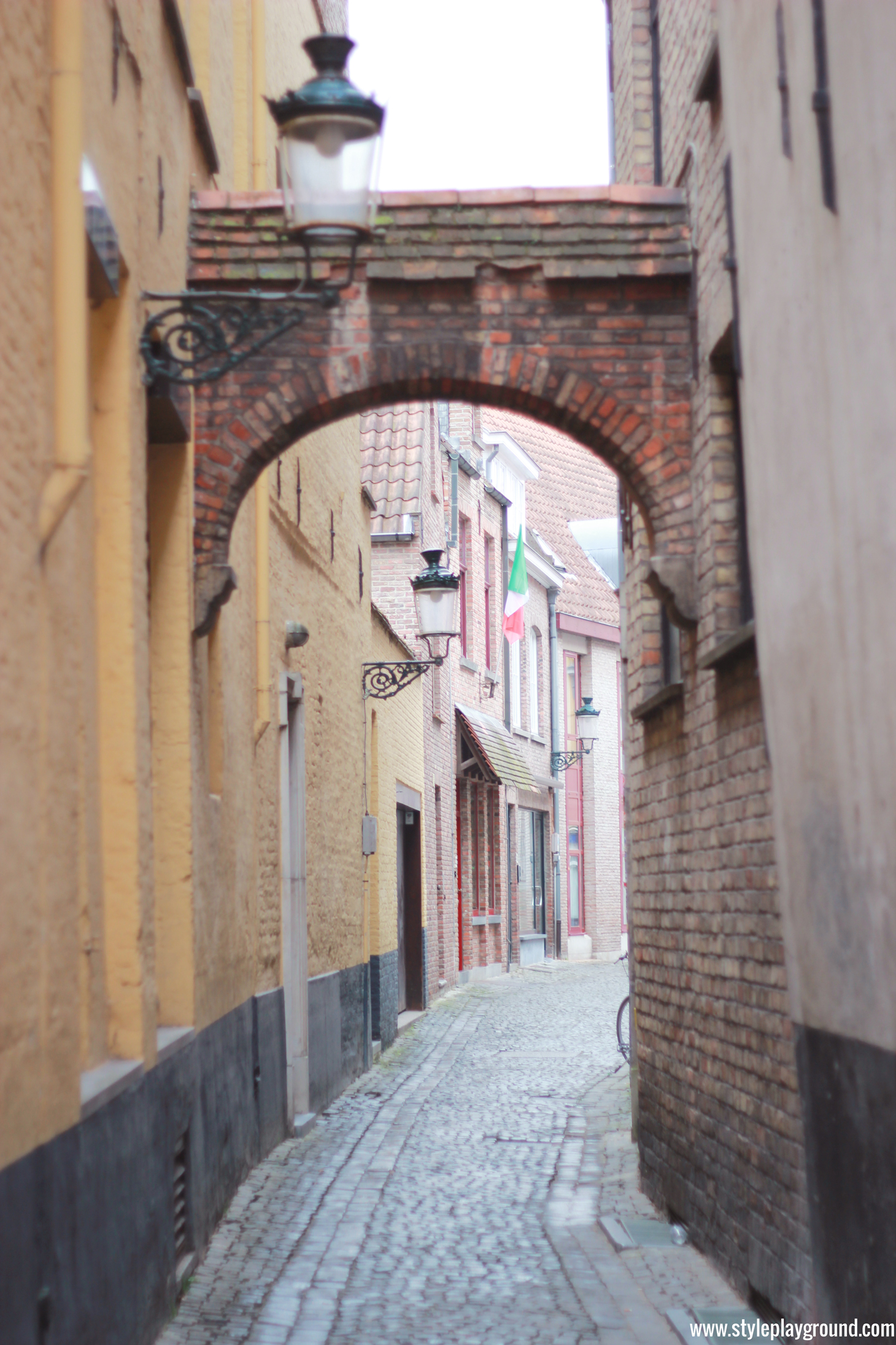 Axelle Blanpain of Style playground shares photos & tips from her weekend trip to Bruges, Belgium