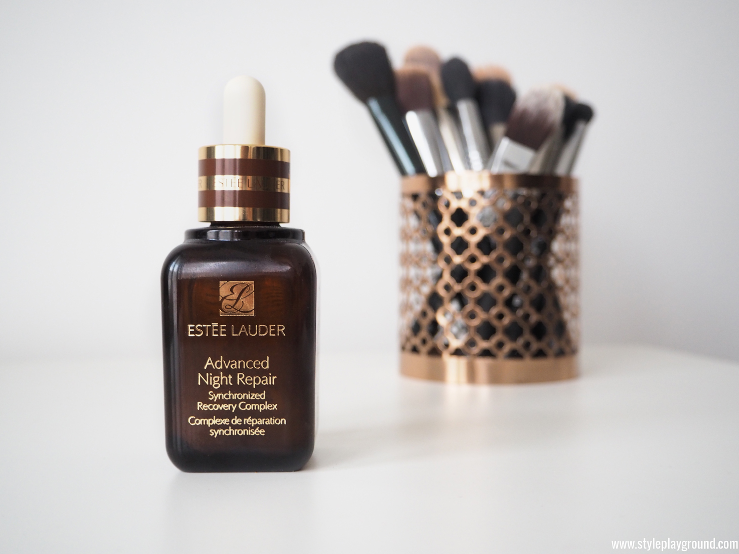 Estee Lauder Advanced night repair serum review