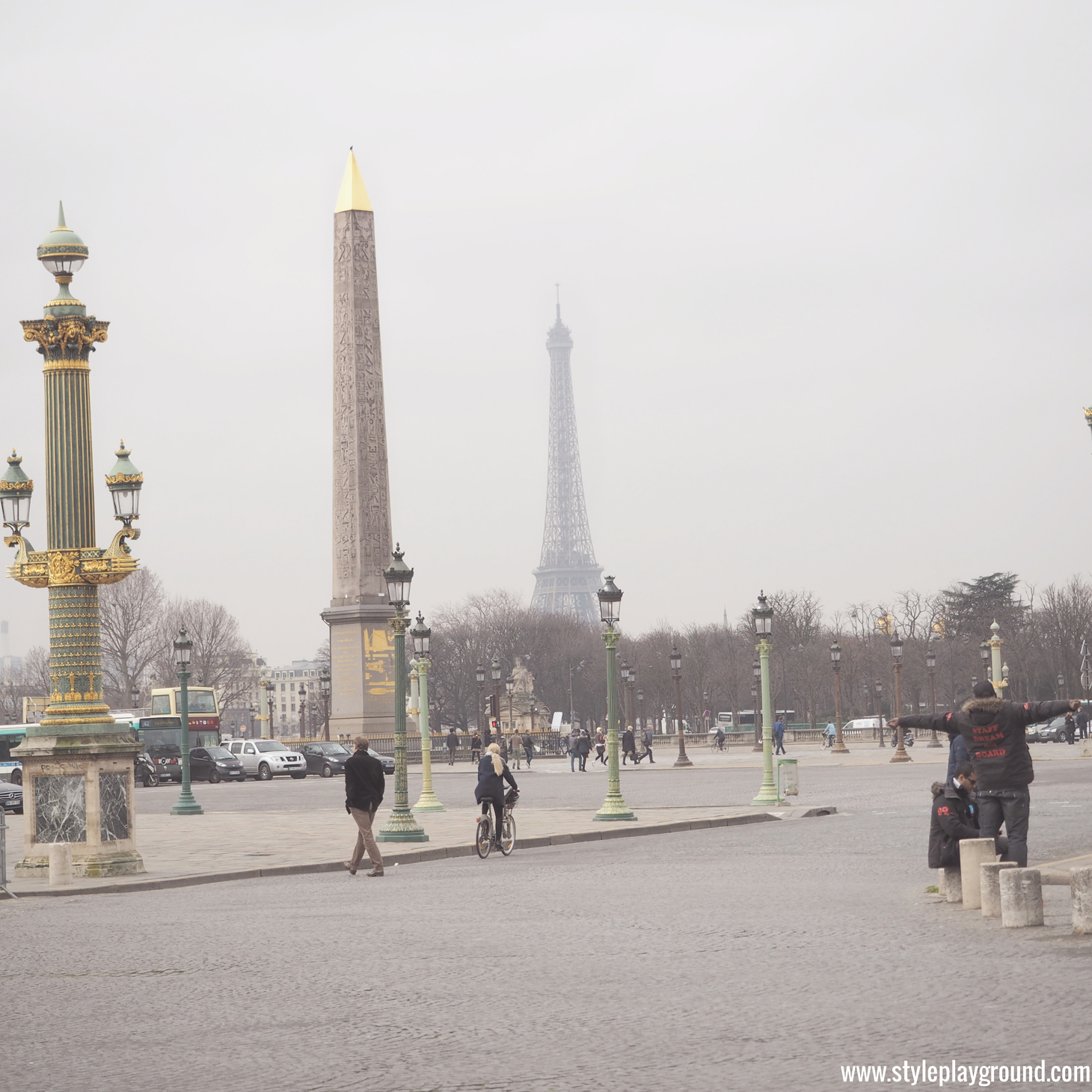 Paris photo diary by Axelle Blanpain of Style playground