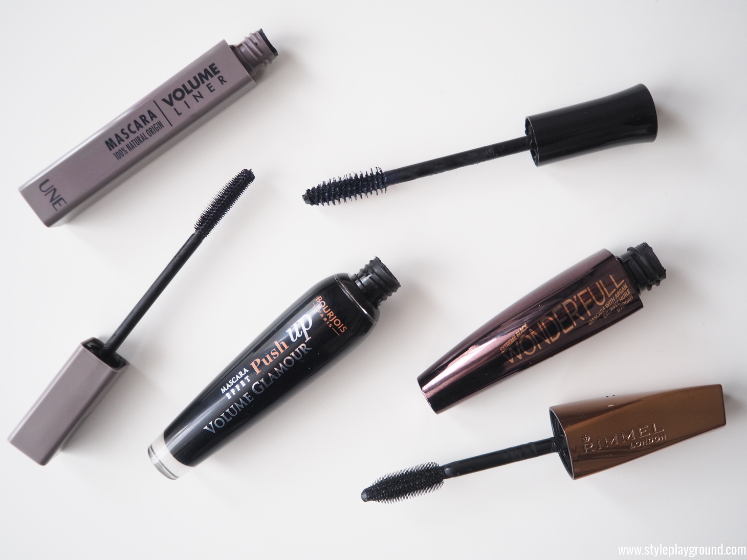 3 mascaras to try