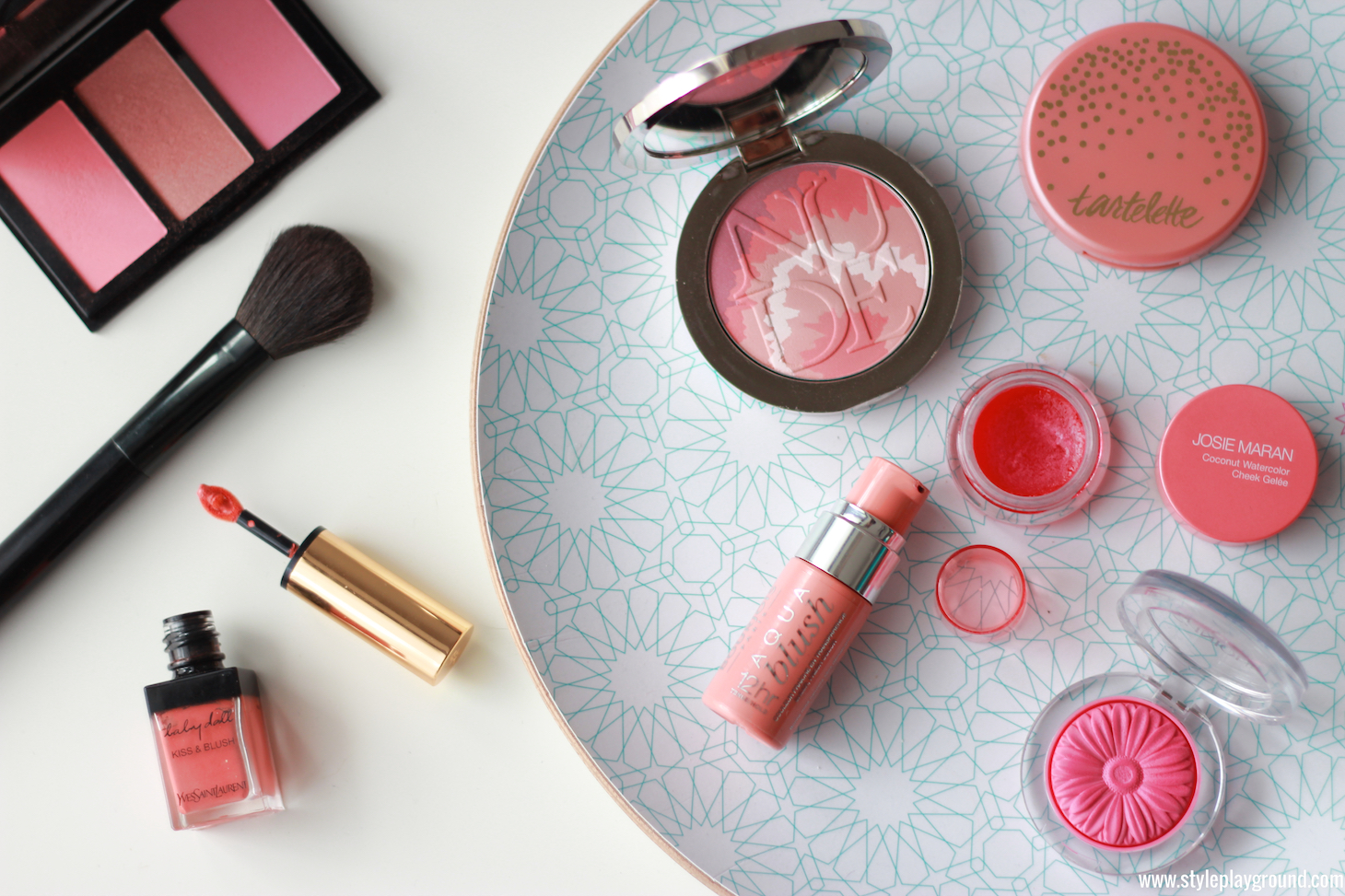 My favorite blushes for spring