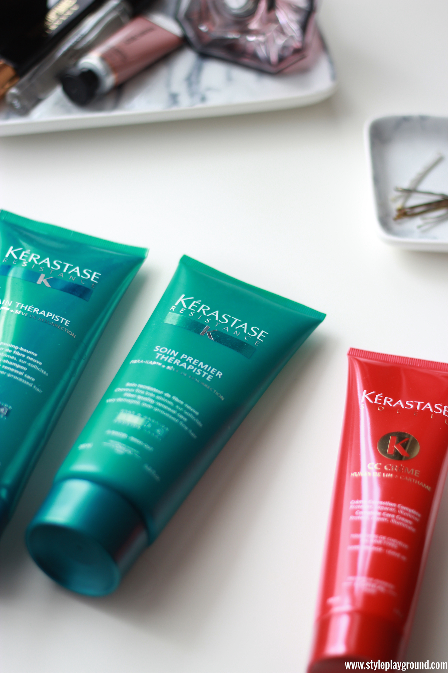 hair products I am loving right now