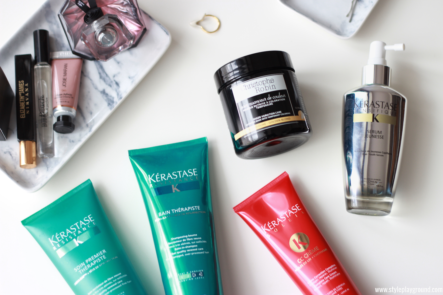 Hair products that I am loving right now