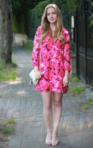 DVF Aria dress