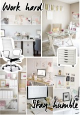 Home office inspiration & planning