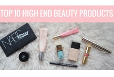 Top 10 high end products
