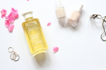 The budget cleansing oil