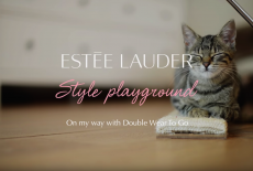 Double wear to go | My special project with Estée Lauder