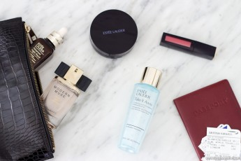 My beauty must haves for travelling