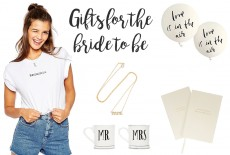 Gifts ideas for the bride to be