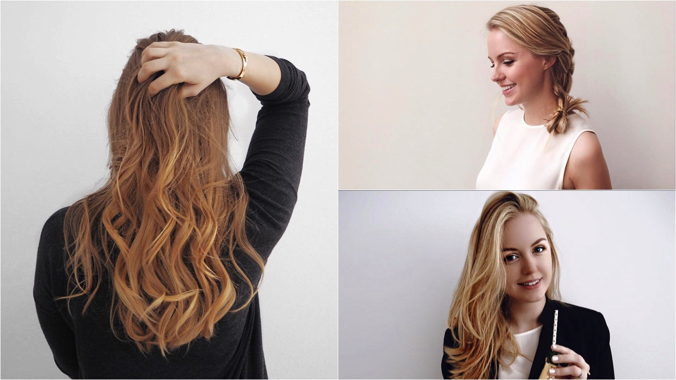 My tips for healthy hair
