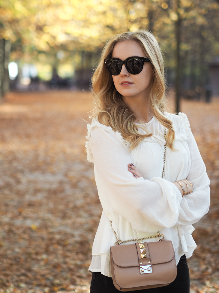 A simple but stylish outfit for Fall