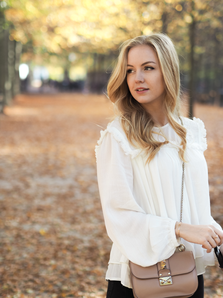 A simple but stylish outfit for Autumn