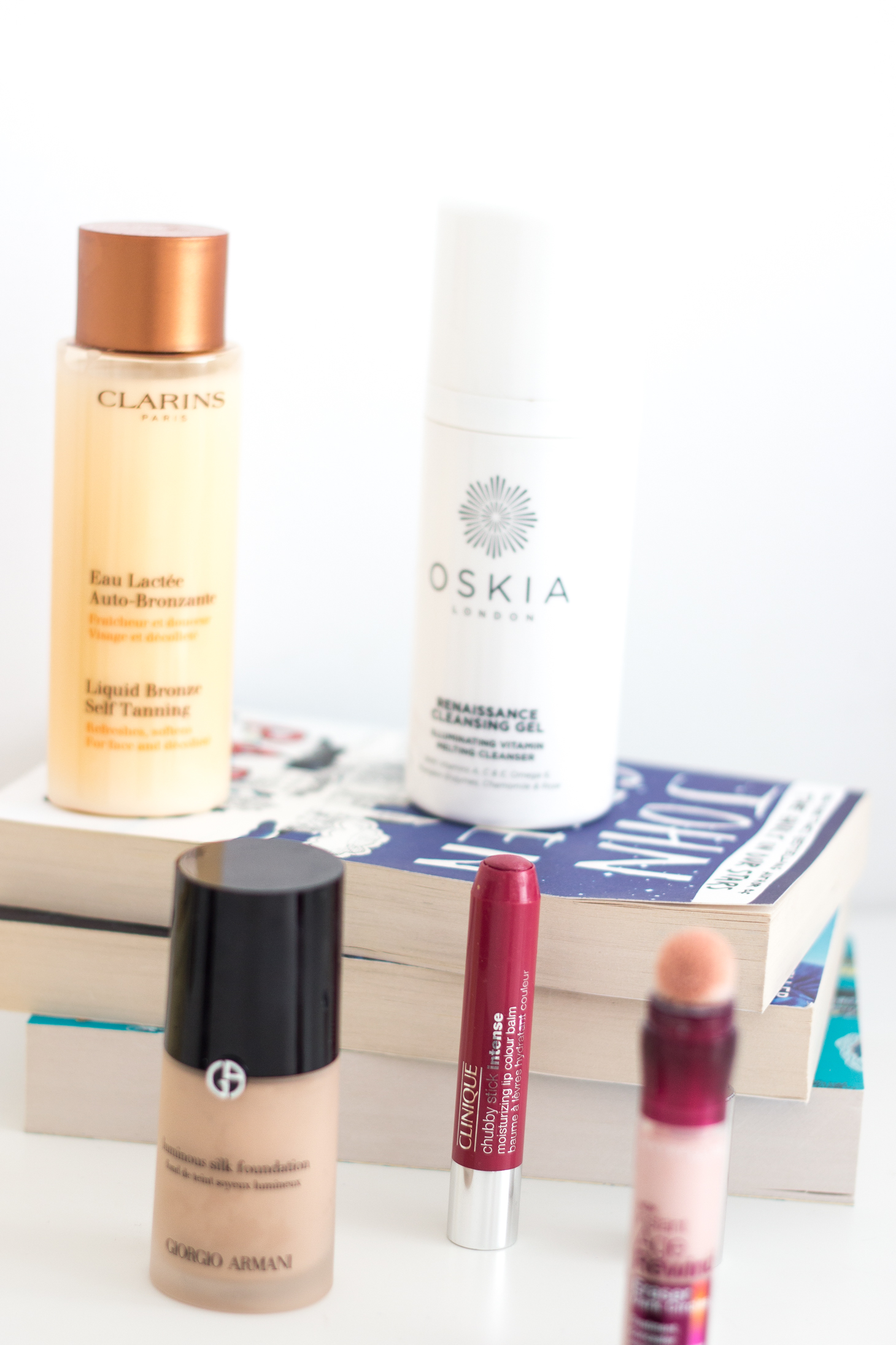 My most repurchased beauty products