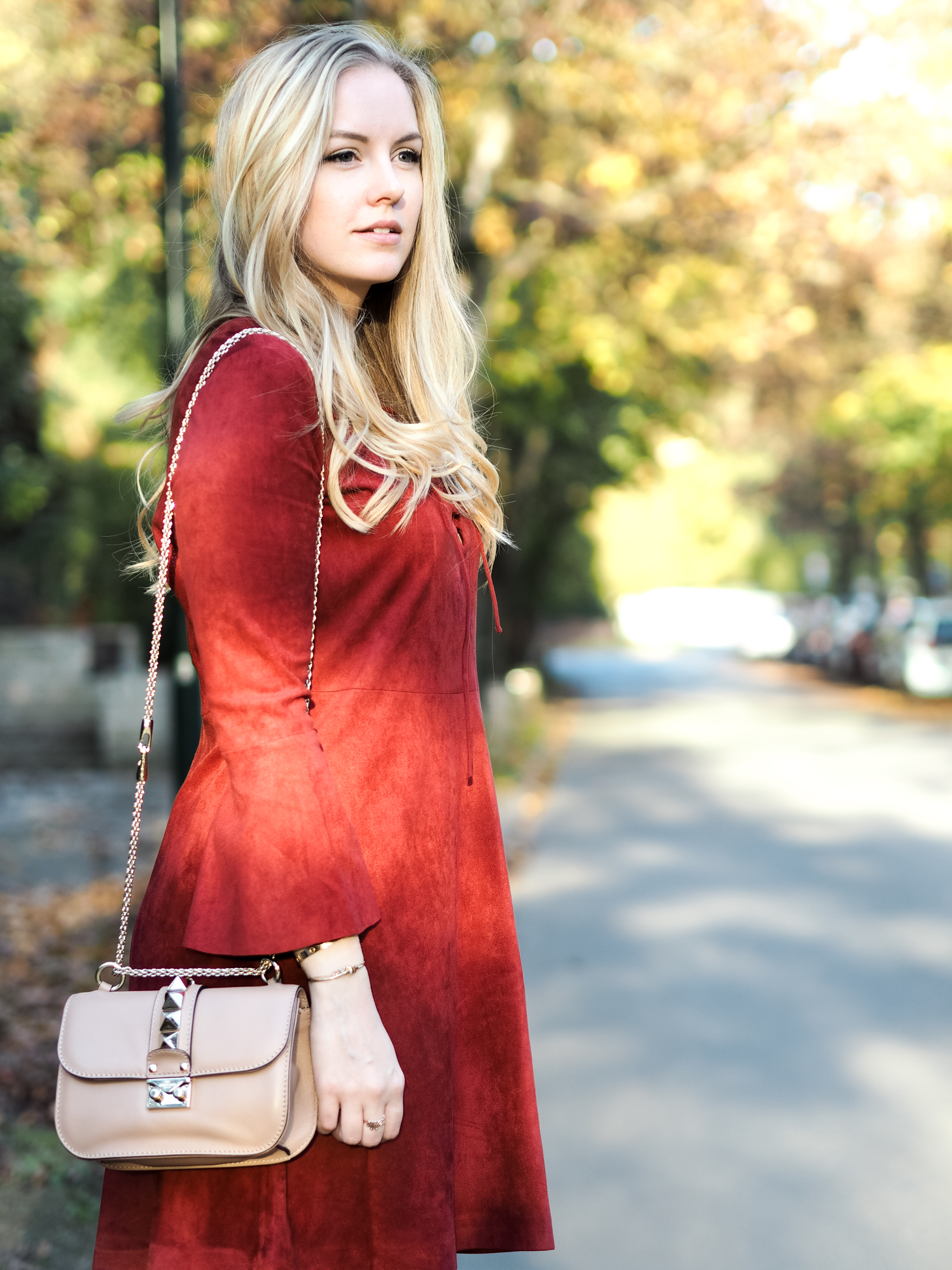Perfect fall dress