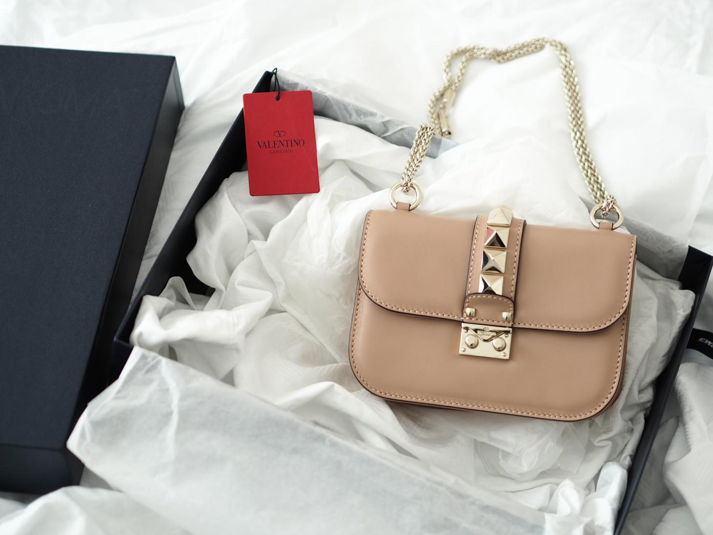 Valentino Lock Bag Review