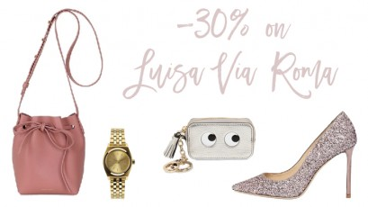 Get 30% off on Luisa Via Roma!
