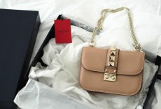 Valentino Lock bag review
