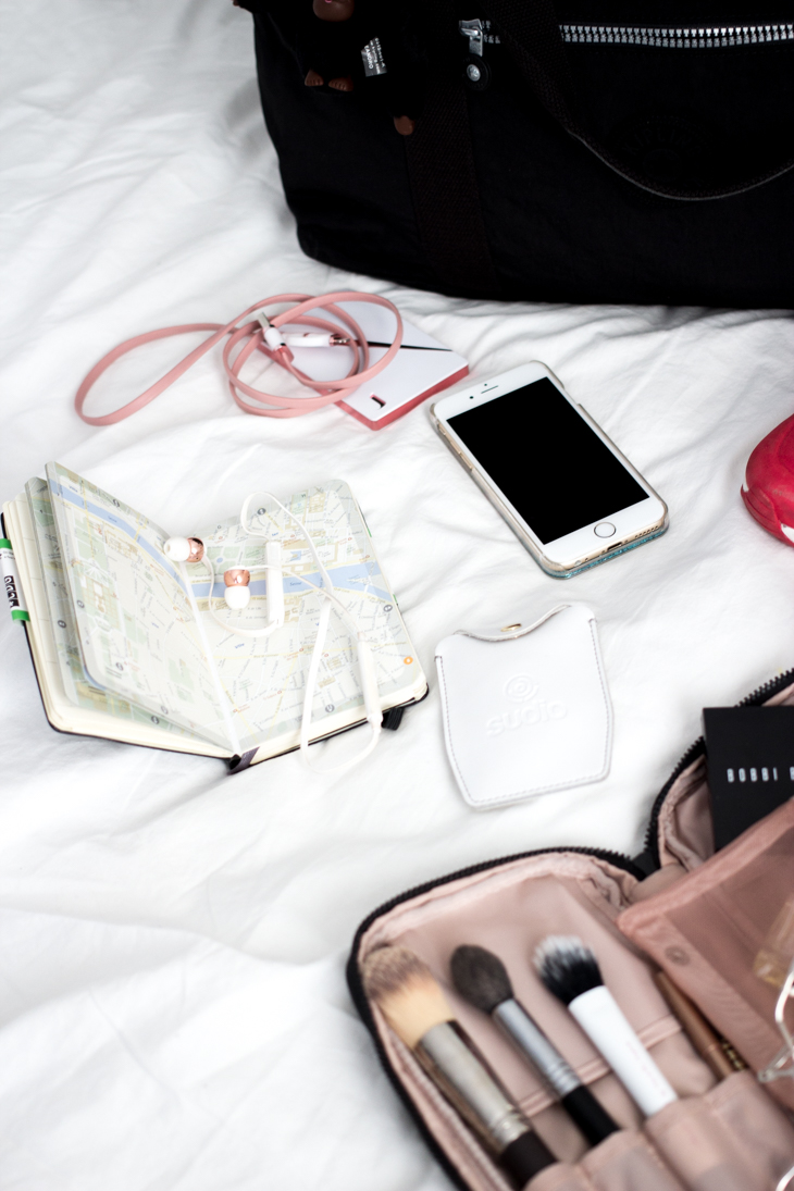 5 things I never travel without