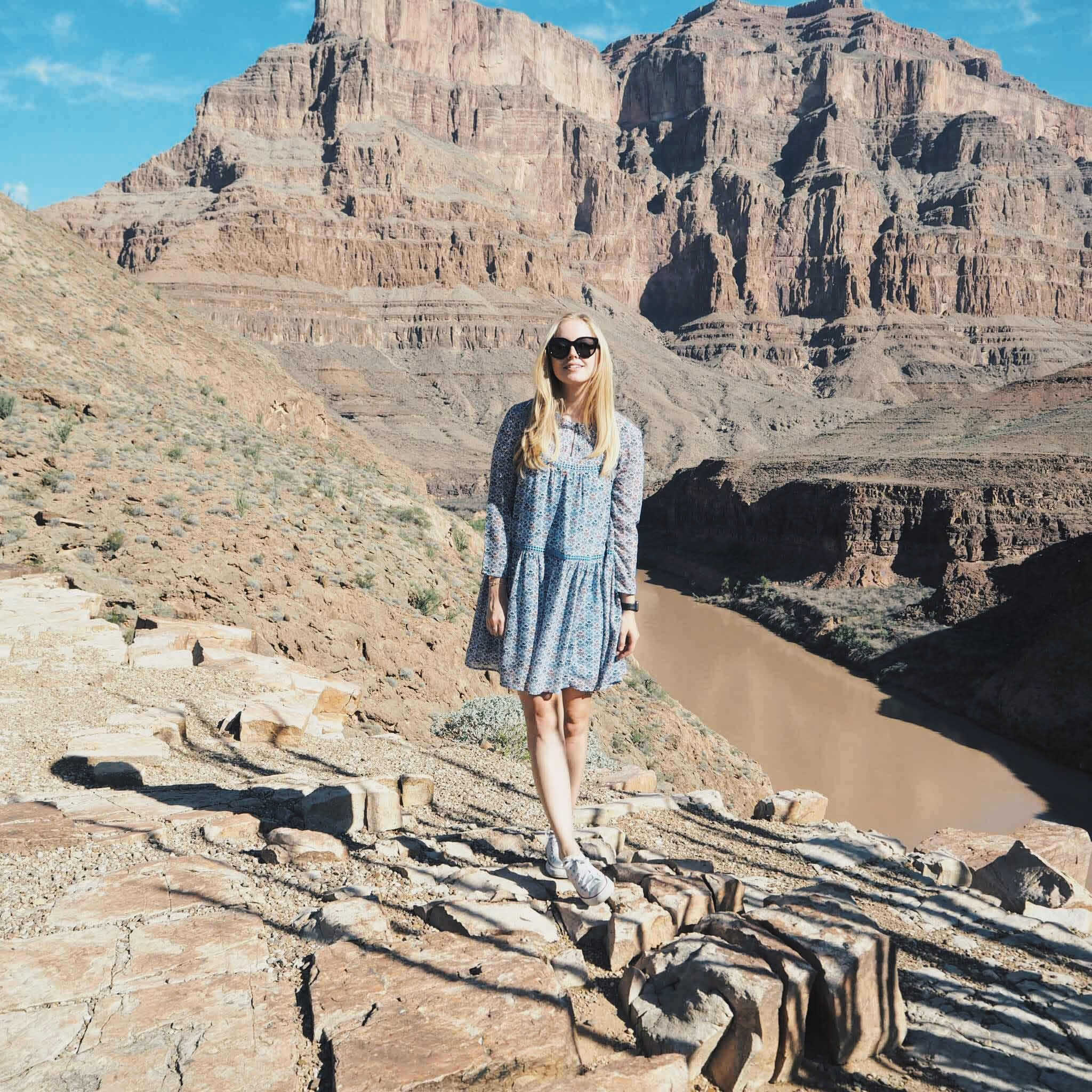 Grand Canyon photo diary via www.styleplayground.com