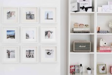 Gallery wall tutorial