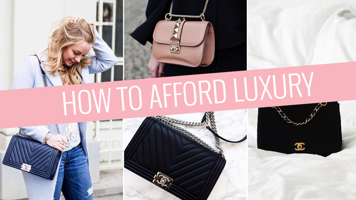 how to afford luxury