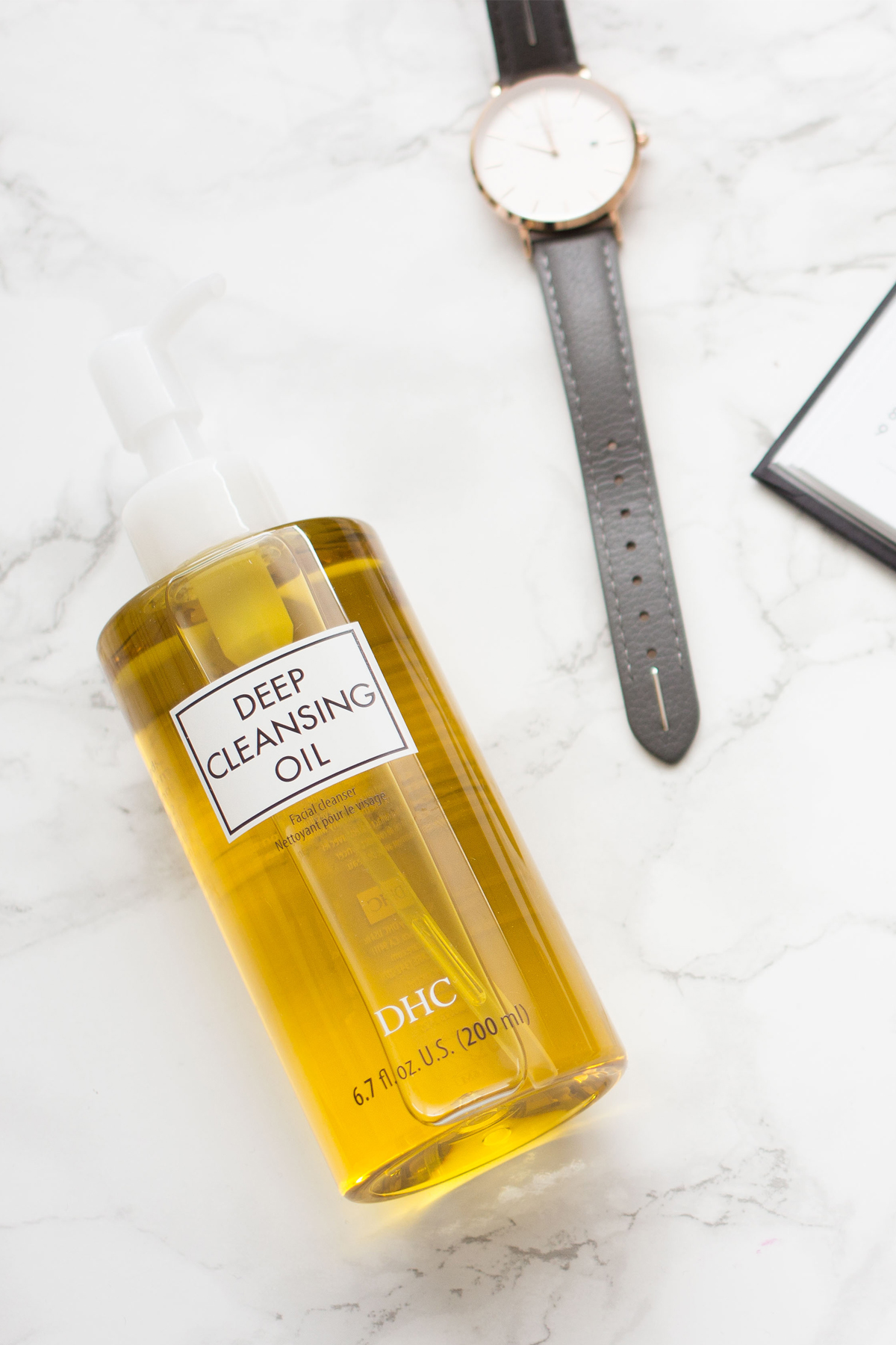 Let's talk about cleansing oils