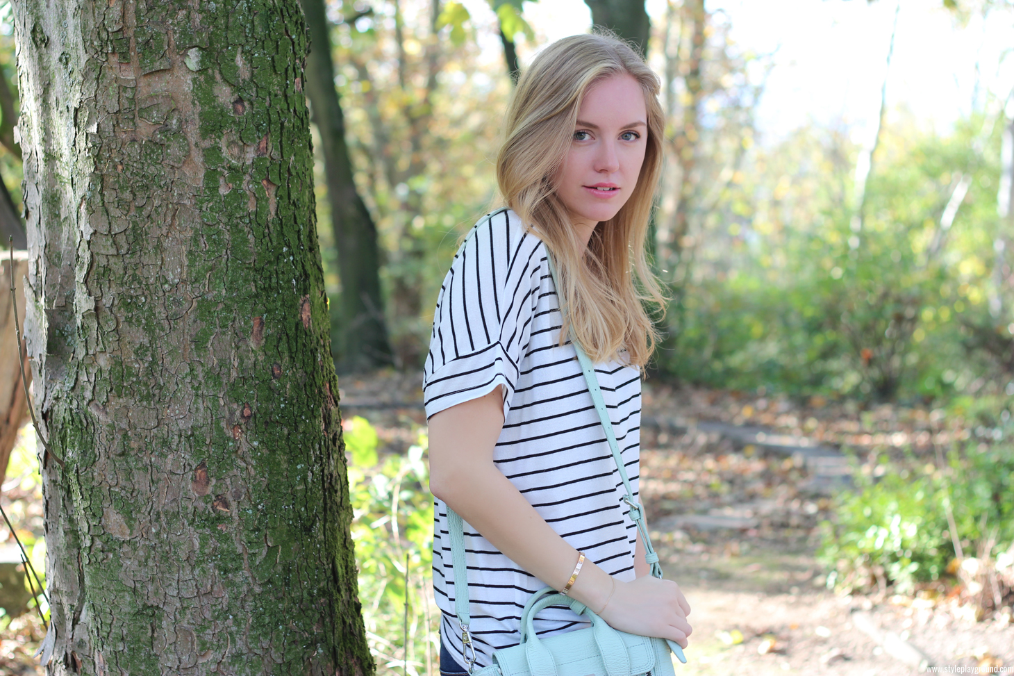 Indian summer in fall /// Axelle Blanpain /// www.styleplayground.com