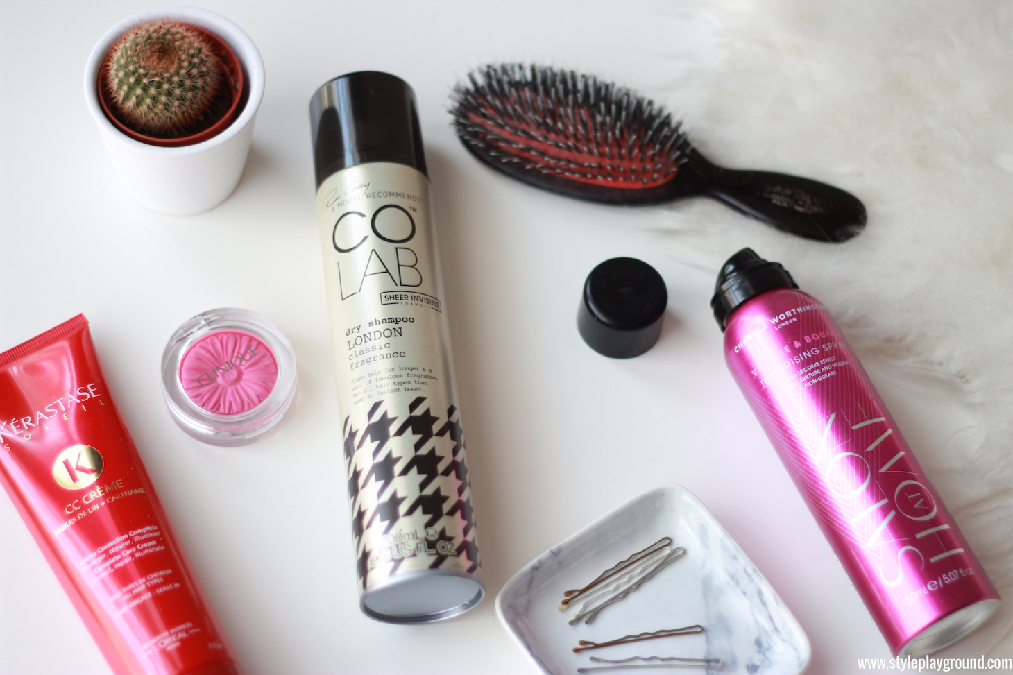 How to rock second day hair with these  amazing products
