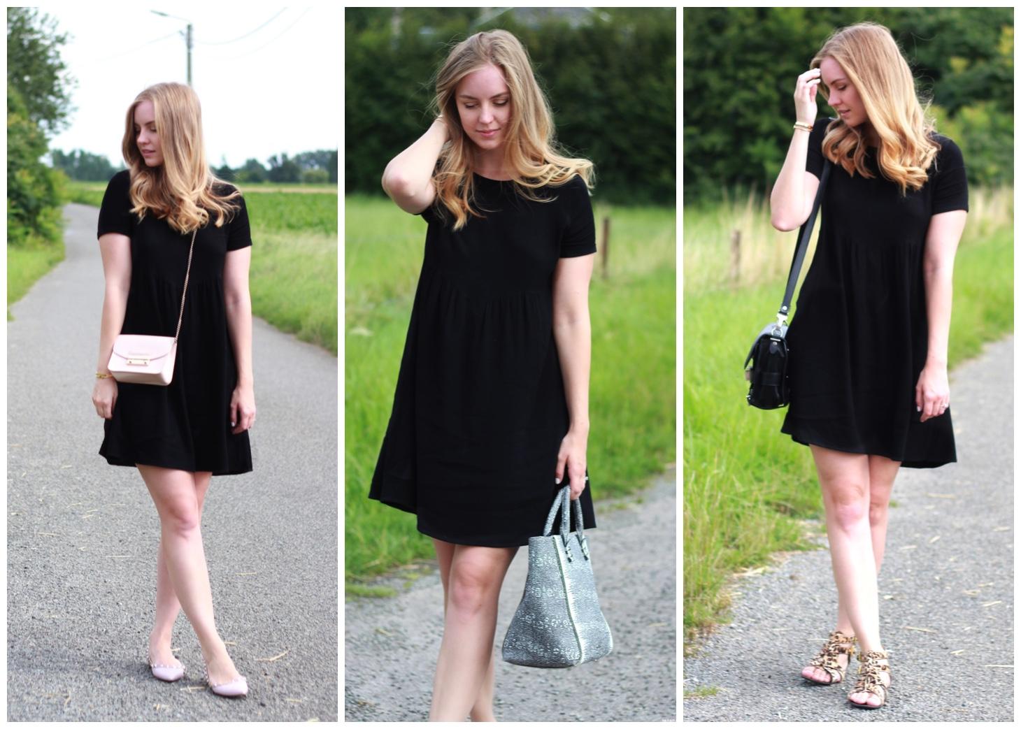 3 ways to wear a little black dress this summer
