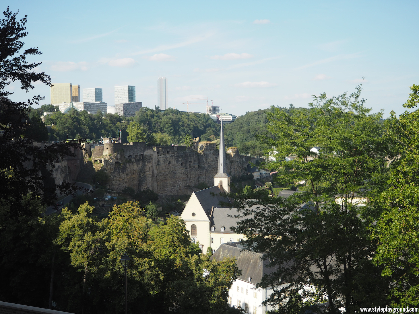 Luxembourg city guide