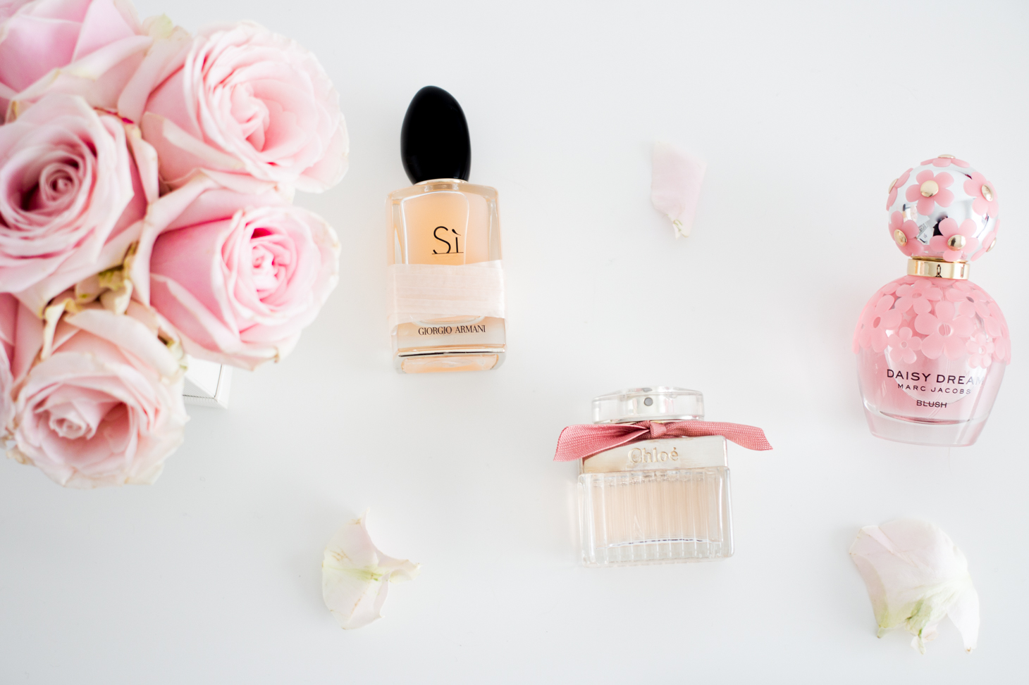 3 incredible floral scents