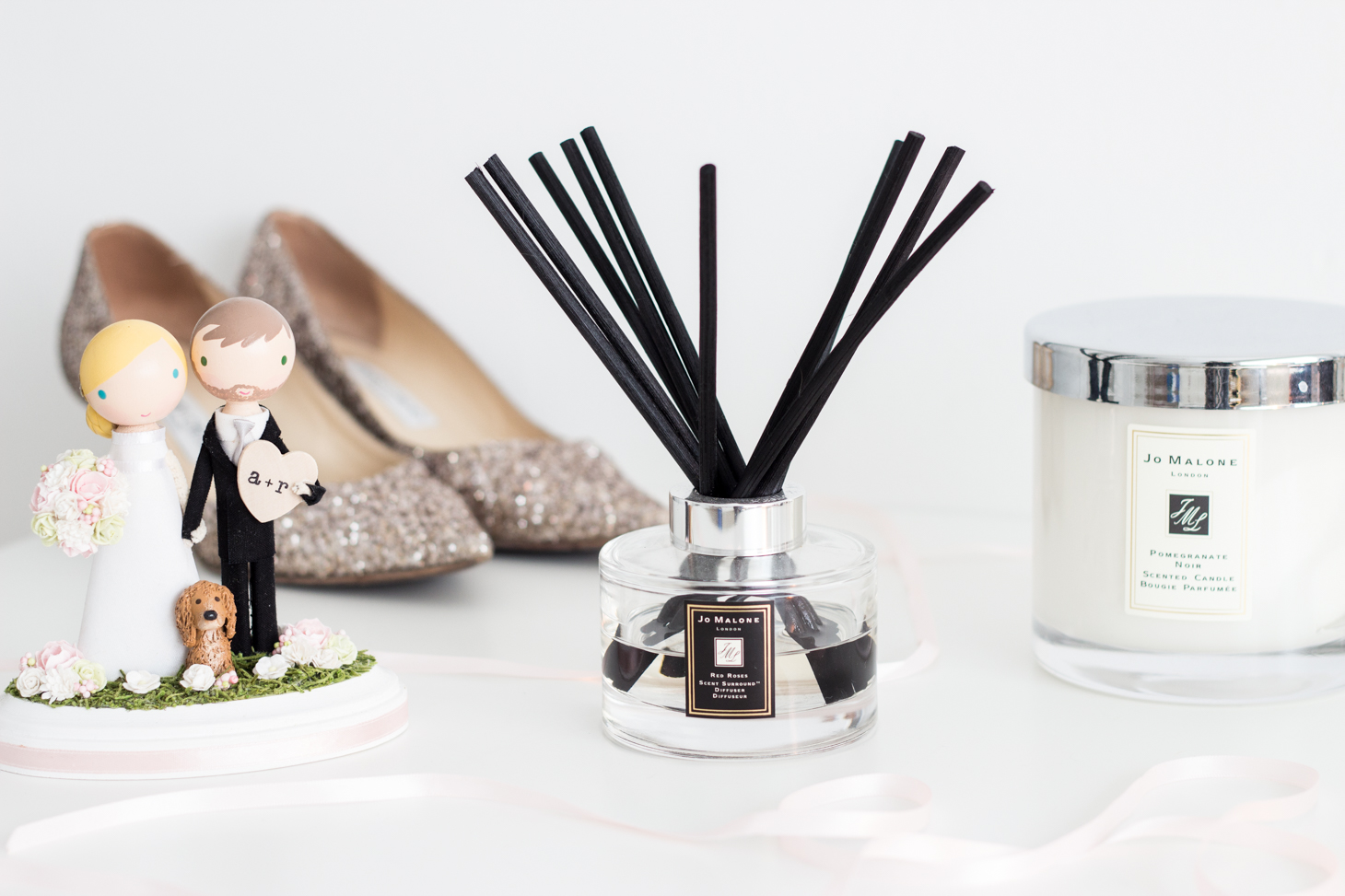 How to pick your wedding day fragrance