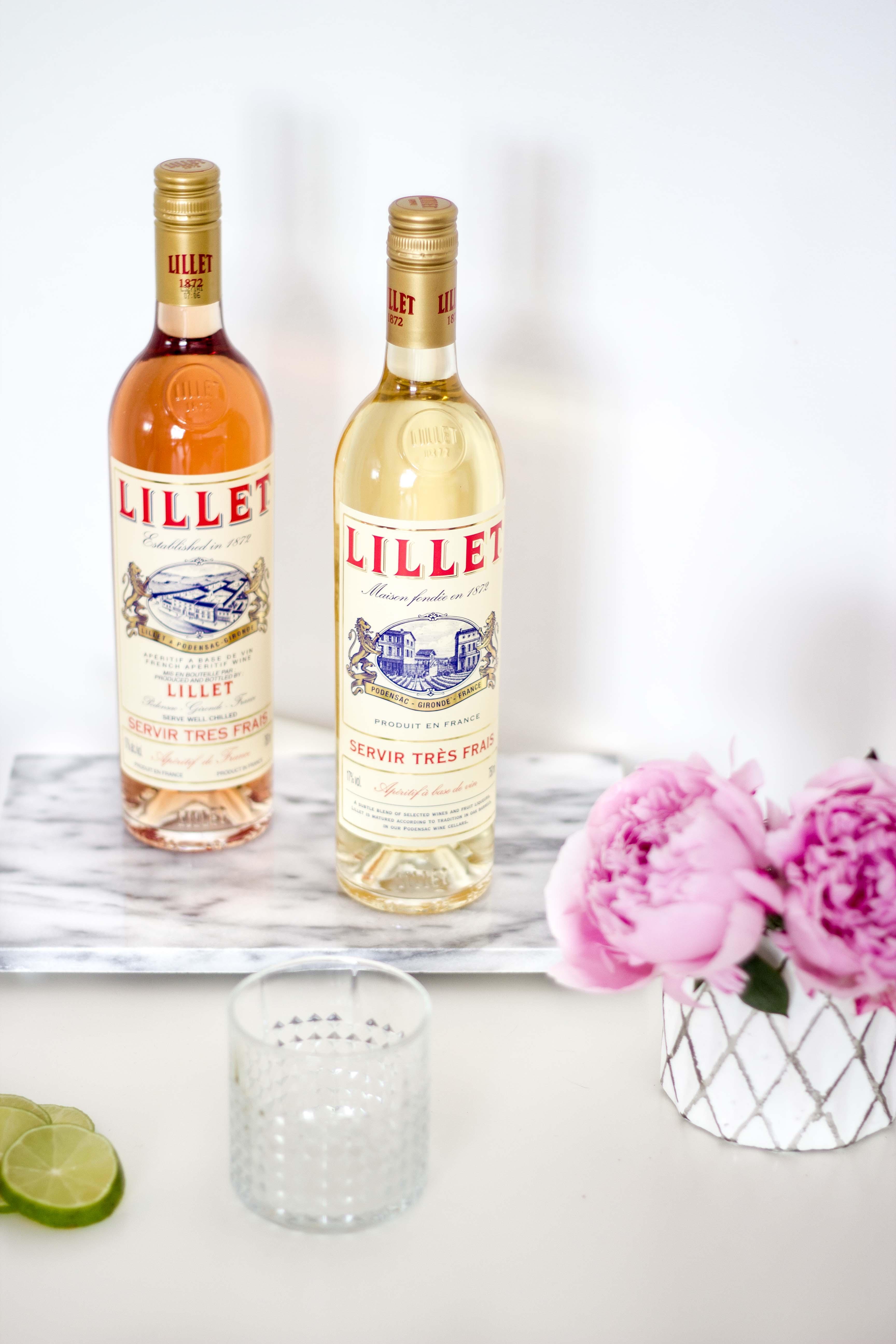 2 easy summer cocktails