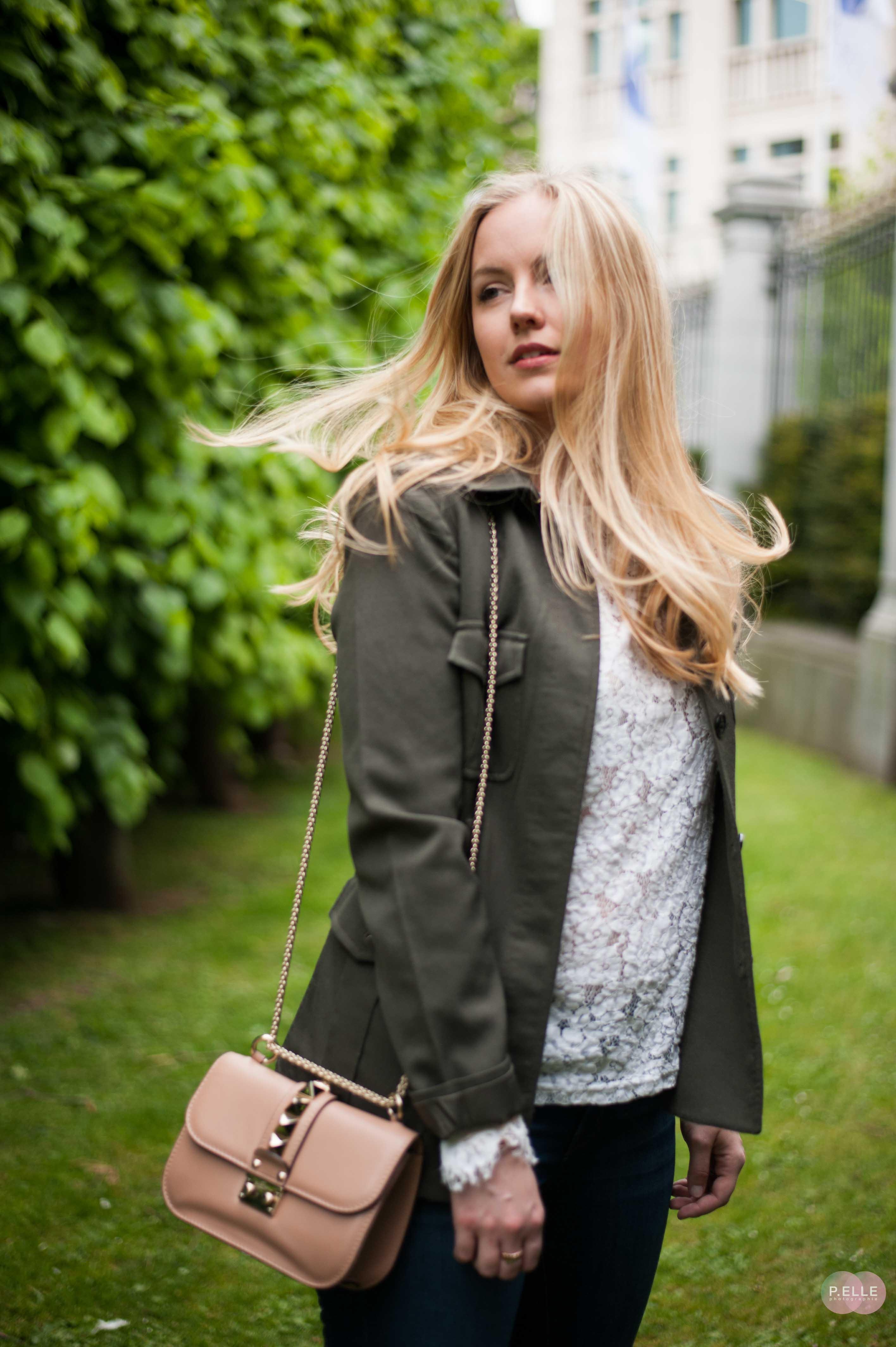 Lace & Valentino bag