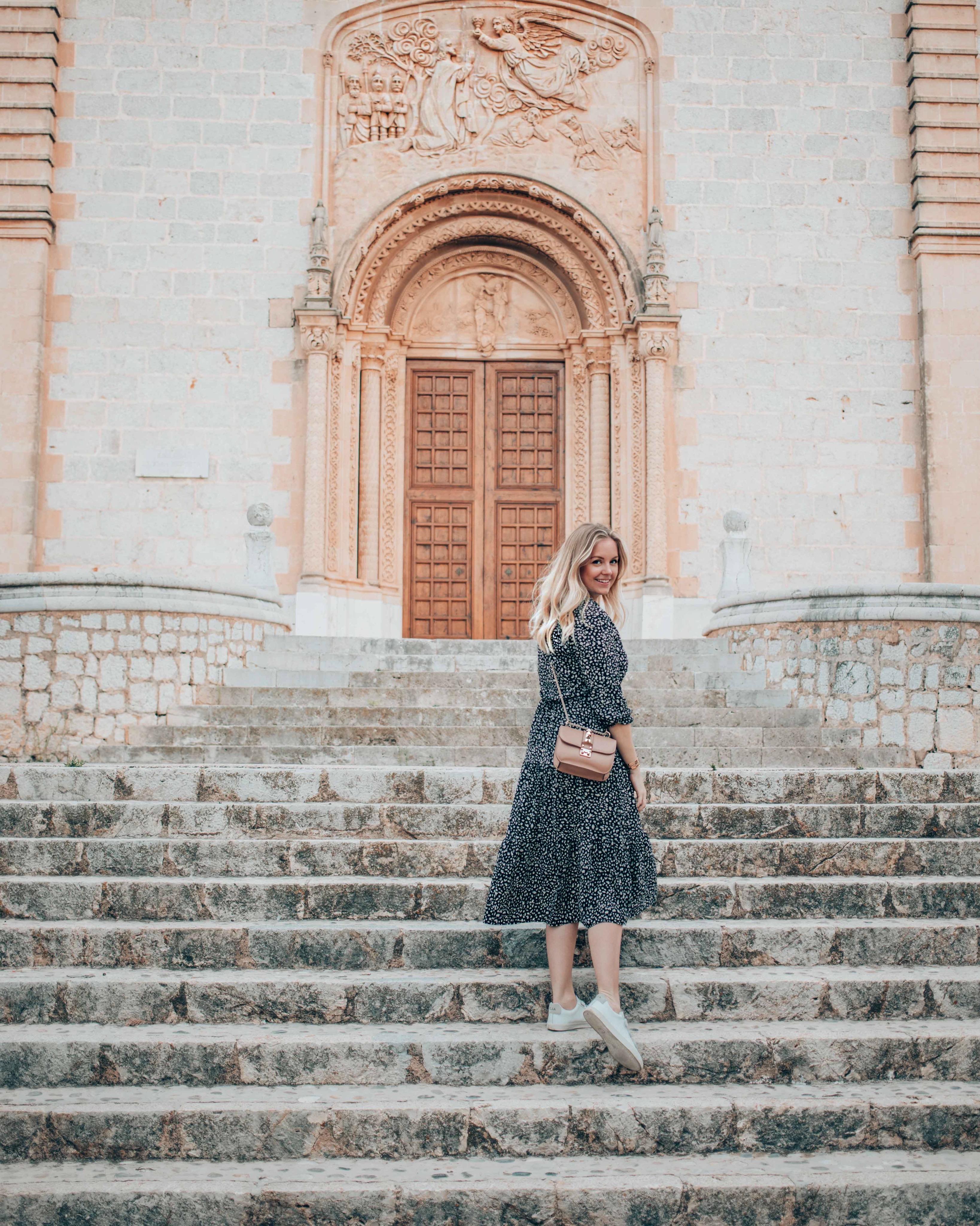 Exploring Calvia, in Mallorca